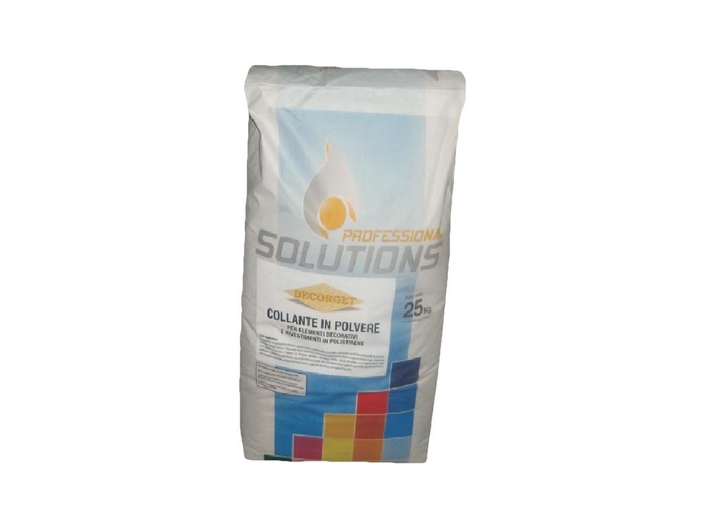 Collante Bonding - Sacco da KG. 25 in polvere - Decorget - Ital Decori - Image 0
