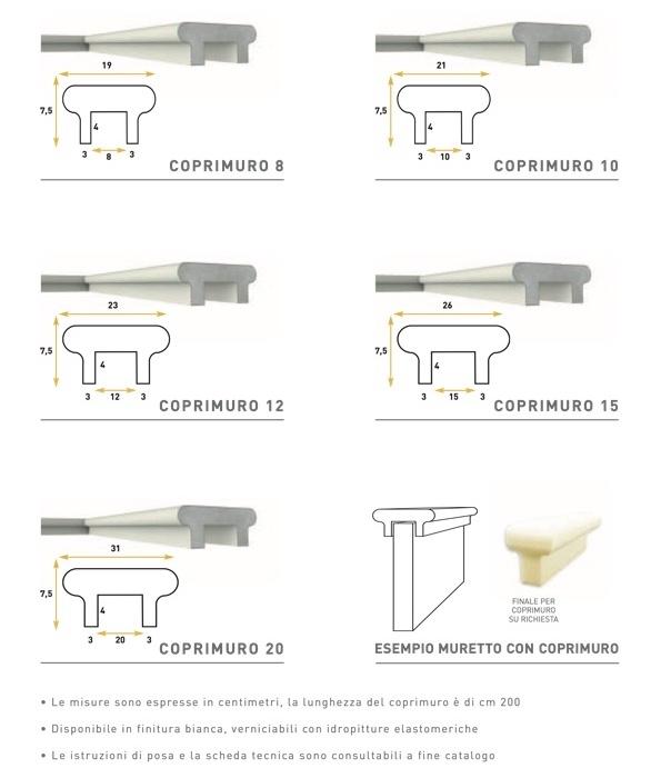Coprimuro 12 - Coprimuro - Decorget - Ital Decori - Image 3