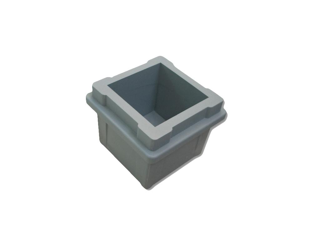 Cubiera 15x15x15 – Per provini in calcestruzzo - Decorget - Ital Decori - Image 0