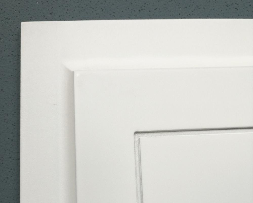 Decor 55x90 - Pannello in MDF Light bianco - Decorget - Ital Decori - Image 2