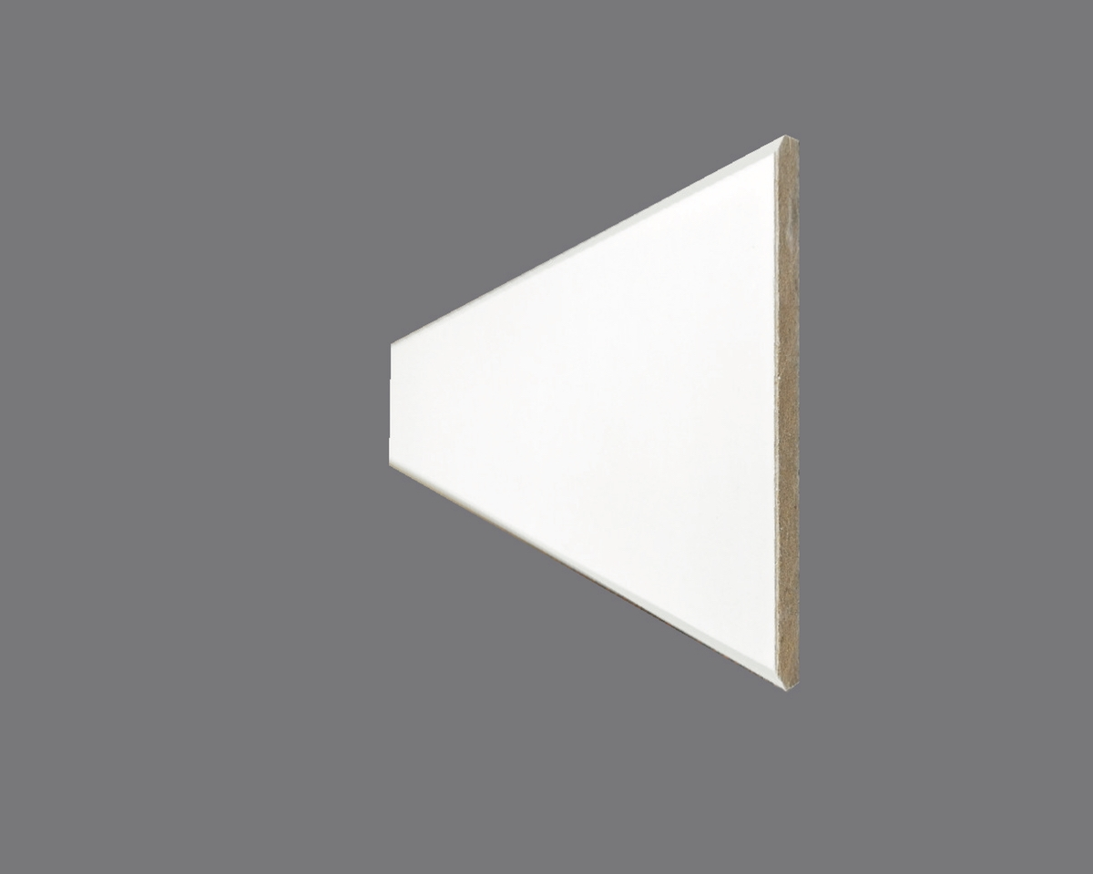 Doga C20 - Doga in MDF Light bianco - Decorget - Ital Decori - Image 0
