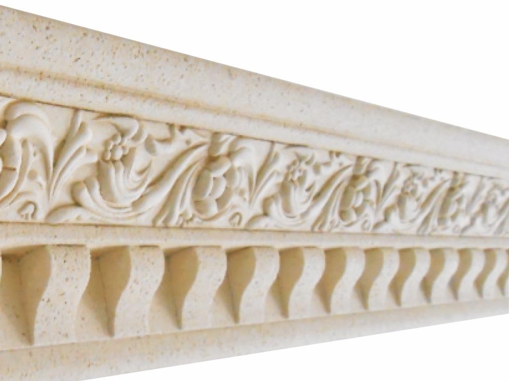 Domiziano Anticato - Cornice in polistirene serie classica - Decorget - Ital Decori - Image 0