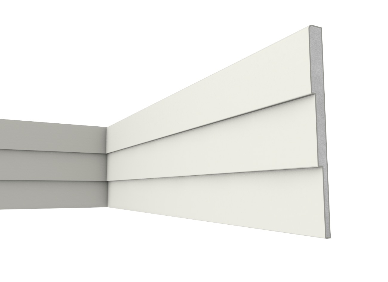 Fb 28 - Cornice e marcapiano in polistirene spalmato con graniglie - Decorget - Ital Decori - Image 0