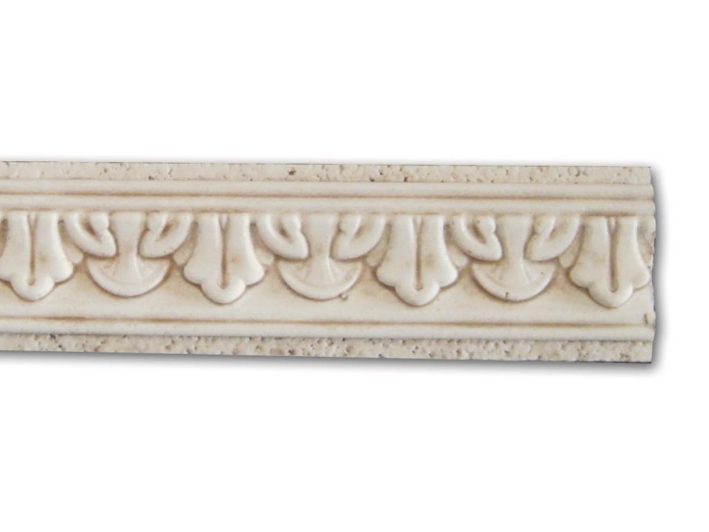 Foglia Anticata - Cornice in polistirene serie classica - Decorget - Ital Decori - Image 0