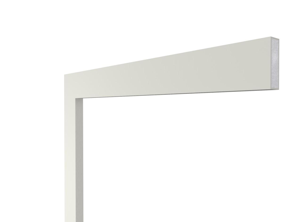 Fr 6 - Cornice in polistirene spalmato con graniglie - Decorget - Ital Decori - Image 0
