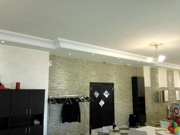G 200 - Cornice in polistirene gessato bianco - Decorget - Ital Decori - Image 2