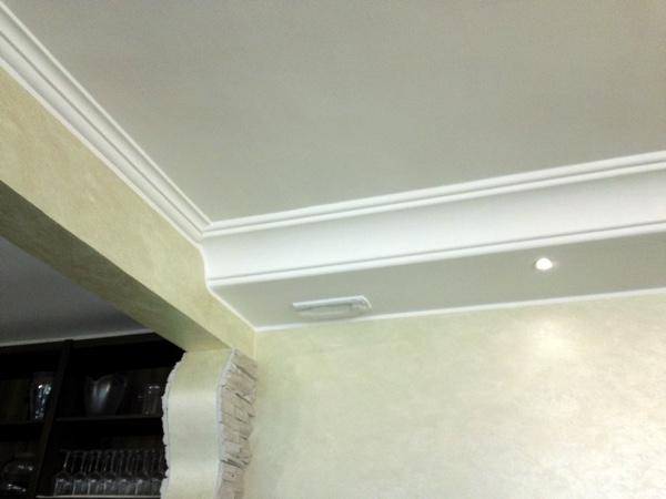 G 200 - Cornice in polistirene gessato bianco - Decorget - Ital Decori - Image 3