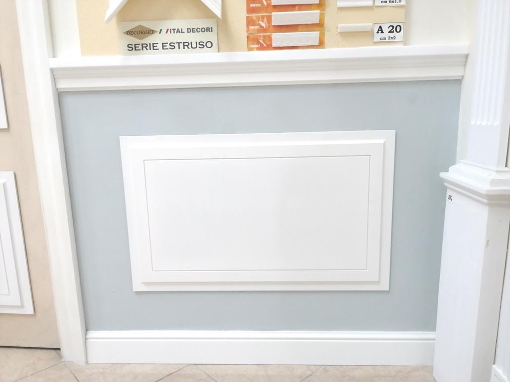 Decor 55x90 - Pannello in MDF Light bianco - Decorget - Ital Decori - Image 3