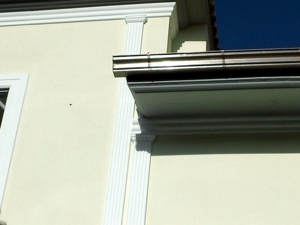 Les 200 - Lesene in polistirene spalmato con graniglie - Decorget - Ital Decori - Image 3