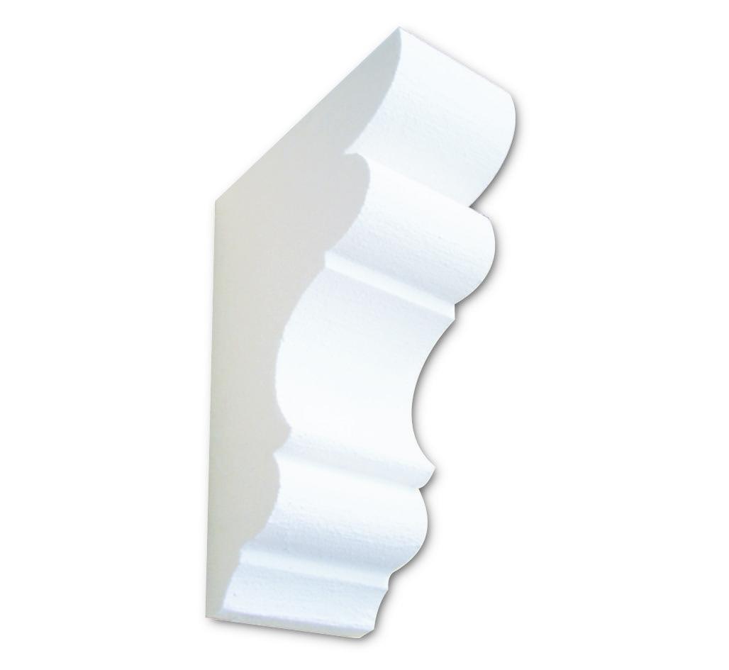 Mini Esterno - Mensola in polistirene spalmato con graniglie - Decorget - Ital Decori - Image 0