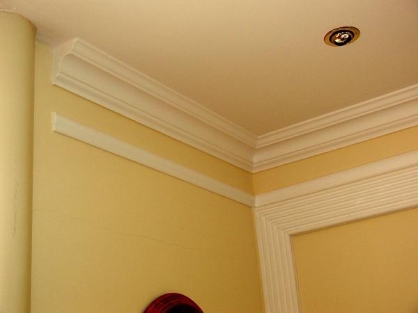 O 45 - Cornice in polistirene estruso bianco - Decorget - Ital Decori - Image 2