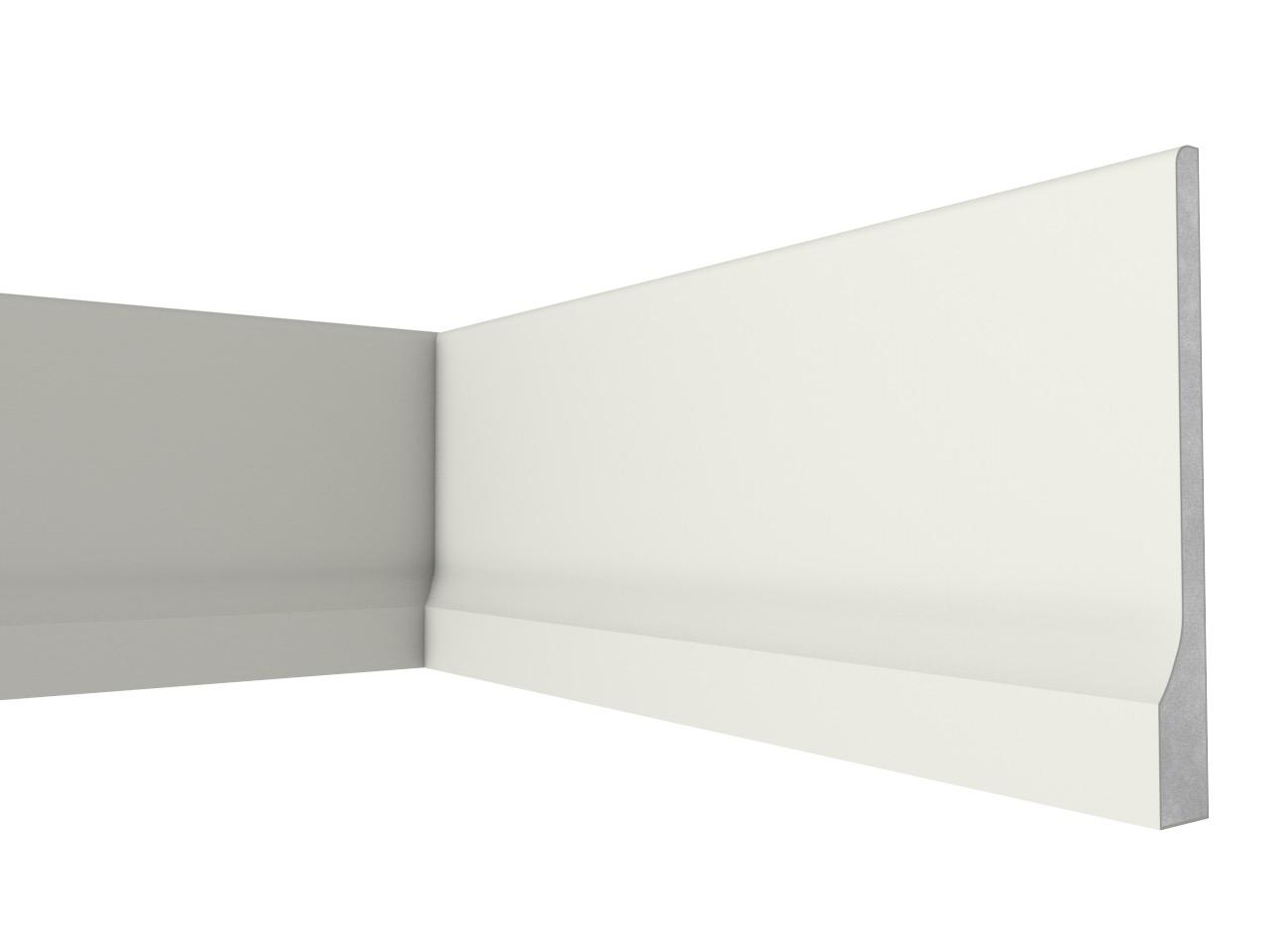 Zoccolo 40 - Zoccolo in polistirene spalmato con graniglie 200 CM. - Decorget - Ital Decori - Image 0