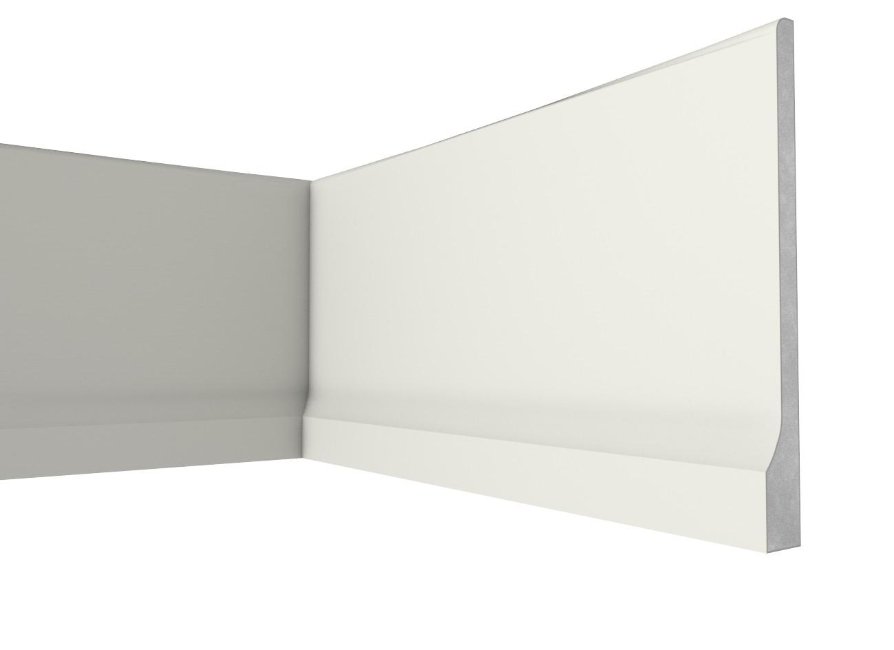 Zoccolo 50 - Zoccolo in polistirene spalmato con graniglie 200 CM. - Decorget - Ital Decori - Image 0