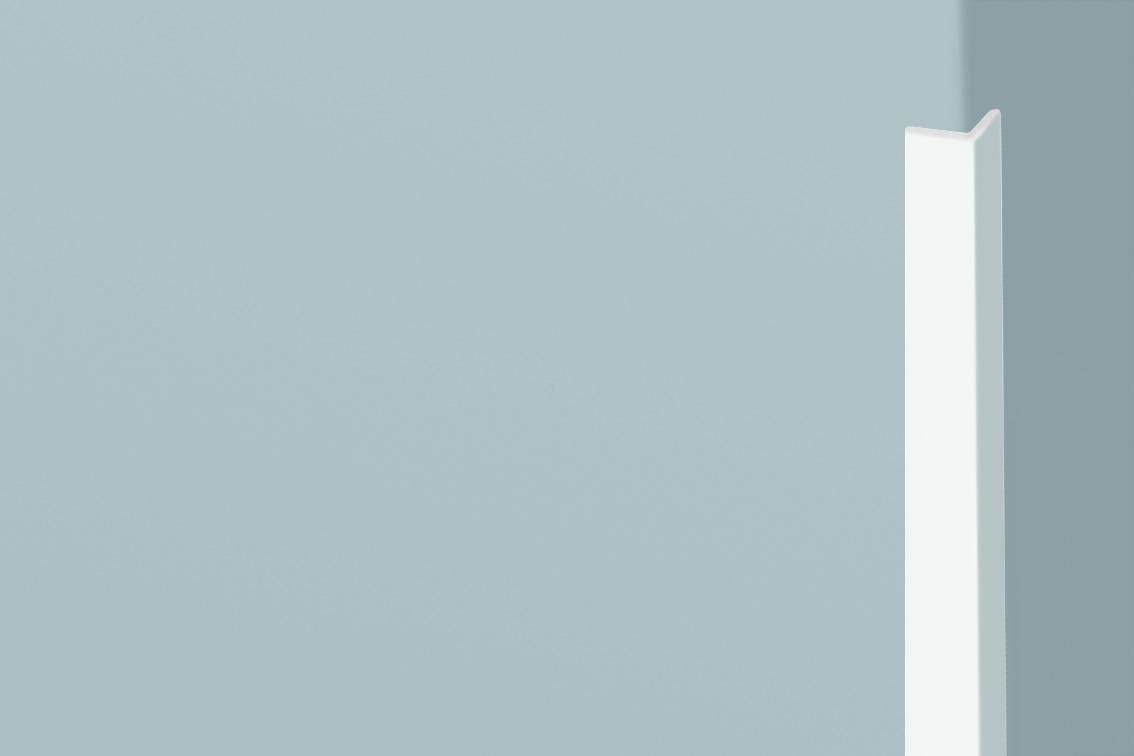 Dec 10 - Cornice in polimero bianco