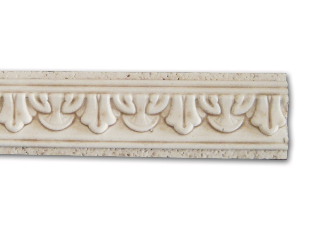 Foglia Anticata - Cornice in polistirene serie classica