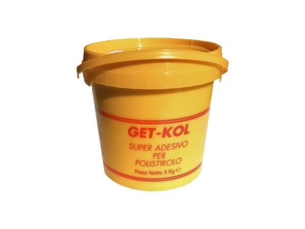 Get-Kol Kg 5 - Collante pronto in pasta