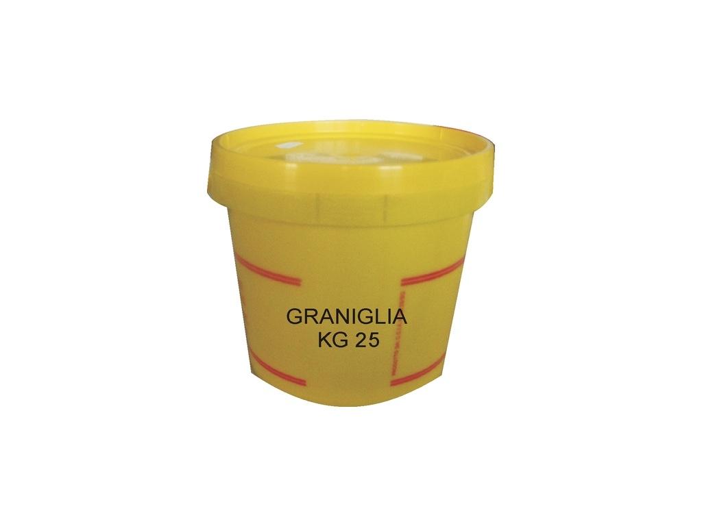 Graniglia Per Ritocco Kg 25 - Rivestimento a base di graniglia di marmo e ceramizzata - Decorget - Ital Decori