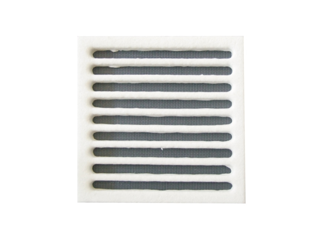 Griglia 05 - Griglia di ventilazione per cappotto
