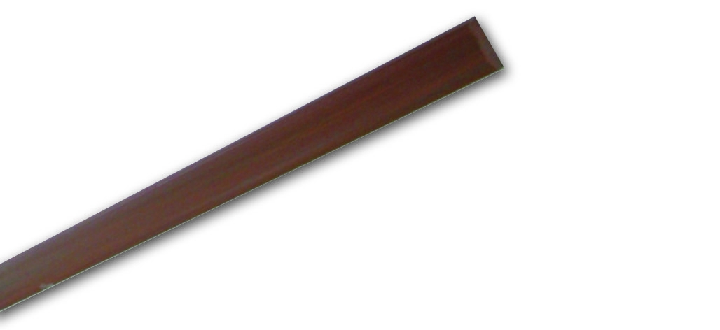 Listello Lm 23 Mogano - Listello in PVC