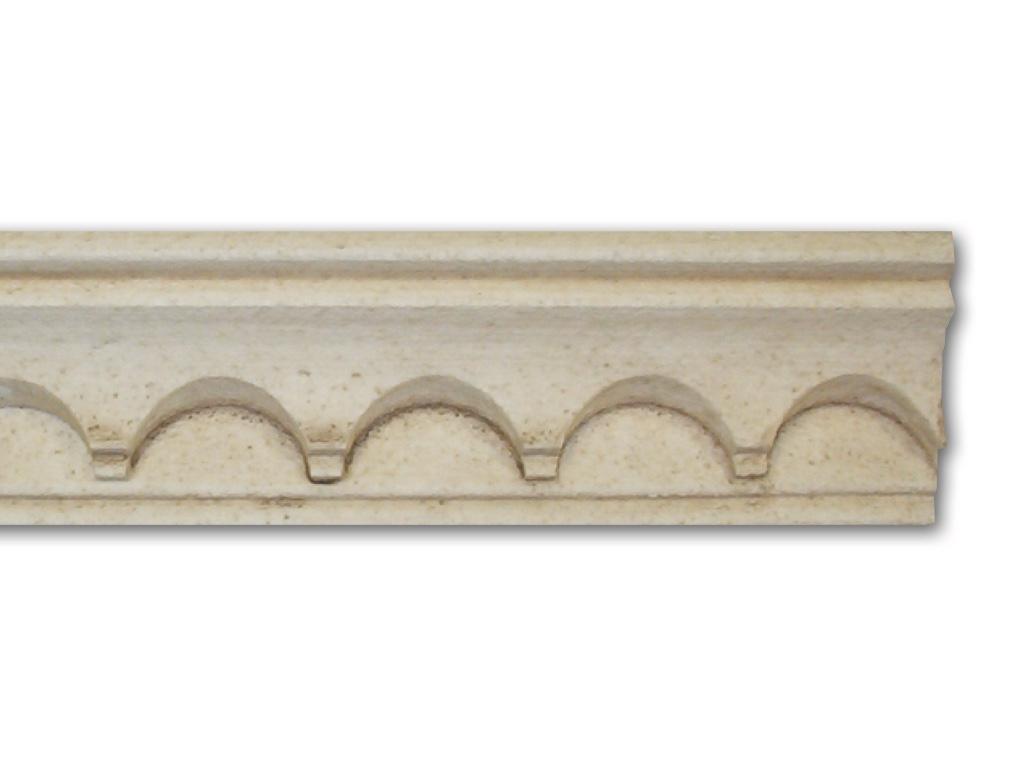 Portico Anticato - Cornice in polistirene serie classica