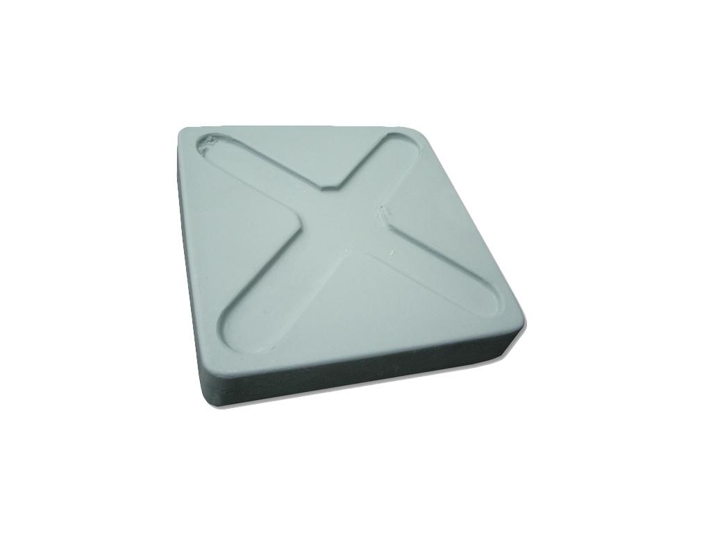 Tappo per cubiera – Per cubiera 15x15