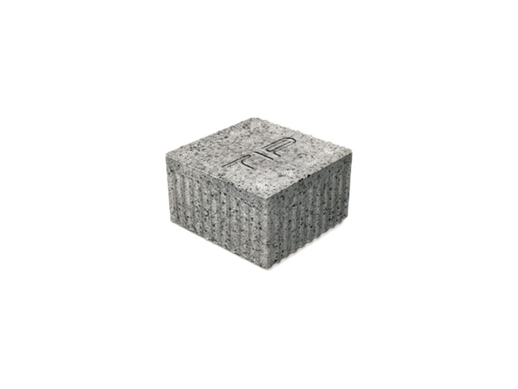 Tappo Quadrato 10X10X8 - Accessorio per cappotto
