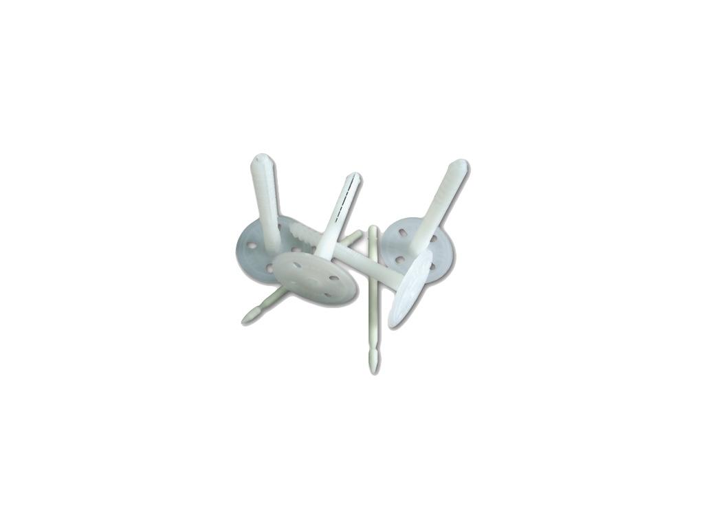 Tassello In Polipropilene Cm 13 - Accessorio per cappotto