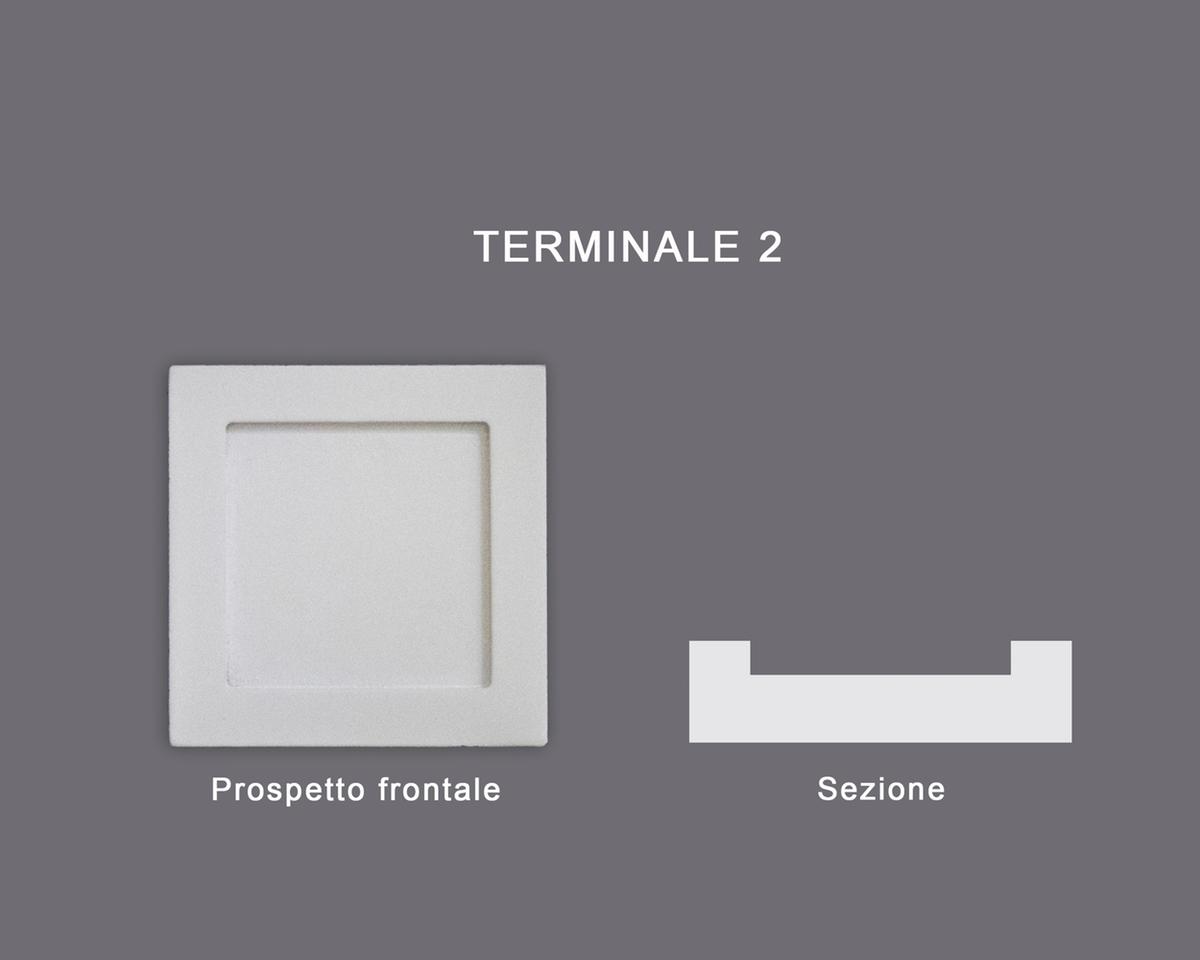 Terminale 2 - Composizione per porte e boiserie