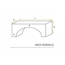 Arco Normale - Arco in polistirene