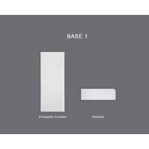 Base 1 - Composizione per porte e boiserie