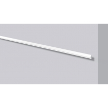 Dec 7 - Cornice in polimero bianco