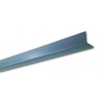 Pg 21 Grigio Liscio - Paraspigolo in PVC