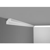 Scal 4 - Cornice in polistirene gessato bianco