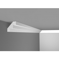 Scal 6 - Cornice in polistirene gessato bianco