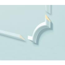 Z 102 - Angolo in polimero bianco