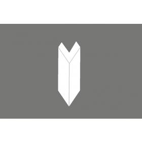 Base per Angolare B - Elemento accessorio per Panel B e Doghe