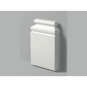 Base Pb 1 - Base in poliuretano bianco
