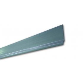Battiscopa Bg 7 Grigio - Battiscopa in PVC