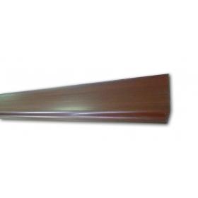 Battiscopa Bm 2 Mogano - Battiscopa in PVC