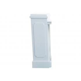 Colonna Quadrata Per Balaustra - Coprimuro