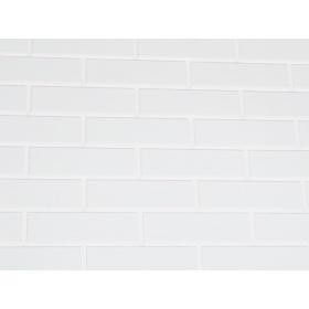 Cortina Granigliato Bianco - Decopietra Pannello 120x60 spessore 4CM
