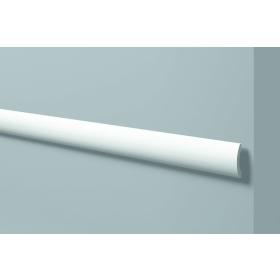 Dec 3 - Cornice in polimero bianco