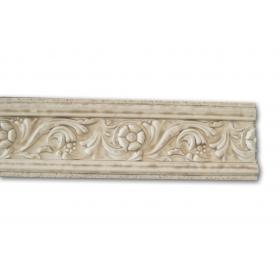 Floreale Anticato - Cornice in polistirene serie classica