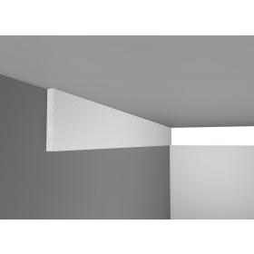 P 10 - Cornice in polistirene gessato bianco