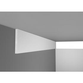 P 12 - Cornice in polistirene gessato bianco