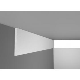 P 14 - Cornice in polistirene gessato bianco