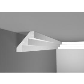 Scal 12 - Cornice in polistirene gessato bianco