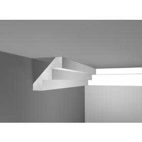 Scal 20 - Cornice in polistirene gessato bianco