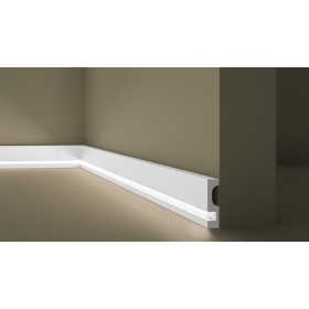 STYL 11 - Veletta cornice per LED in polimero