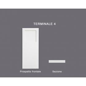 Terminale 4 - Composizione per porte e boiserie